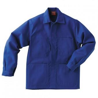 veste de travail bleu bugatti 100 coton epi sphere