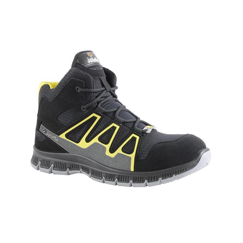 La chaussure s curit jalmash sas esd s1p src jallatte - Chaussure de securite montante ...