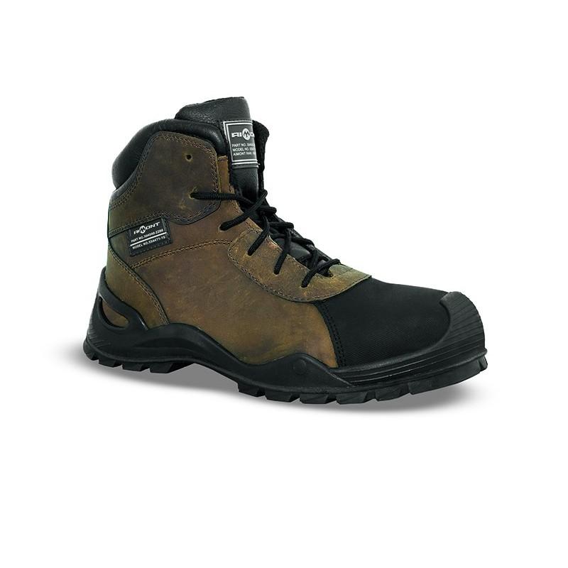 La chaussure de s curit imperm able egis s3 src travaux - Chaussure de securite montante ...