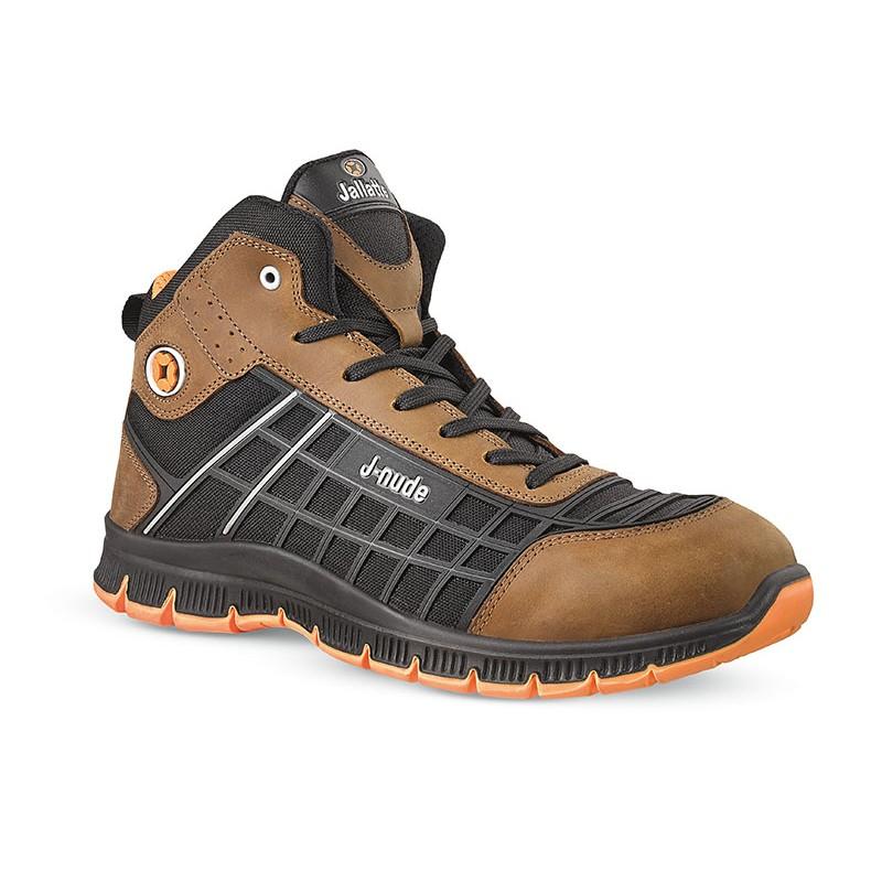 La chaussure de travail transportiste jalkohai sas s3 src - Chaussure de securite montante ...