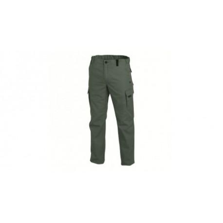 pantalon barroud optimax ND vert alpin 60% coton 40% poly