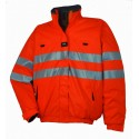 VESTE REVERSIBLE MOTALA Orange