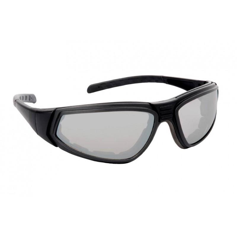 8998959635159a Lunettes FLYLUX Europrotection, noir intérieur exterieur UV 400 CAT ...