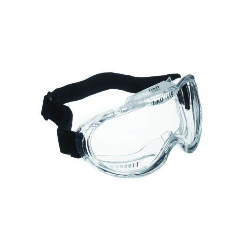 Lunettes masques PVC Europrotection ecran polycarbonate anti buée ... 9f7b74925825