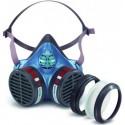 Demi-masque jetable FFA2P3 R D