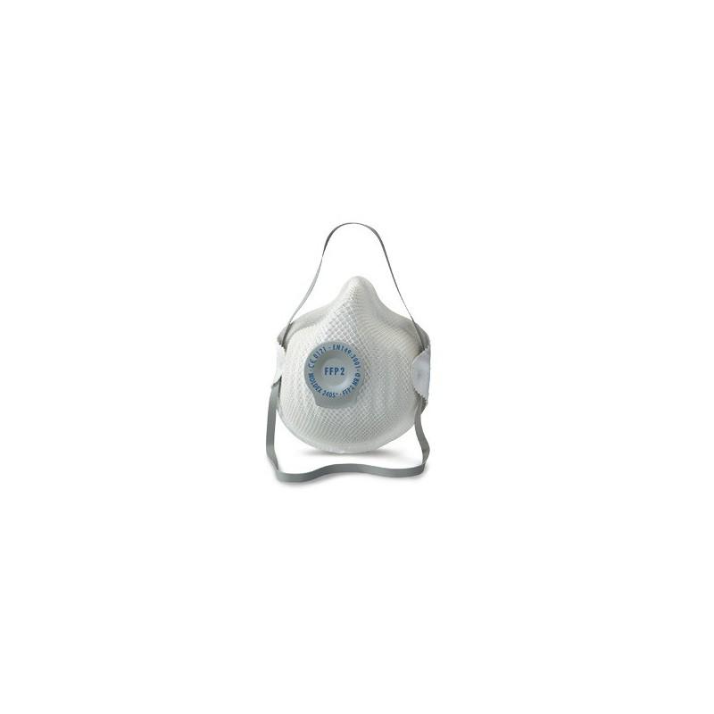Masque FFP2 NR Davec valve MOLDEX. 20 masques par boîte 1cb56675cf92