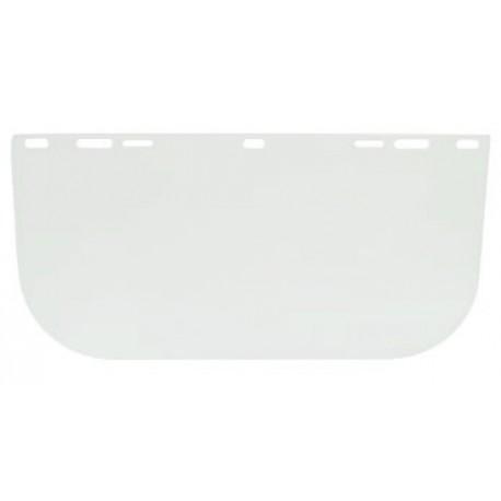 Ecran de protection polycarb. incolore L 40* H 20