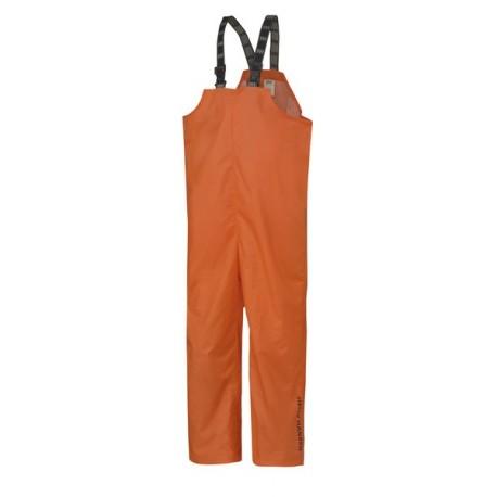 SALOPETTE MANDAL Orange foncé
