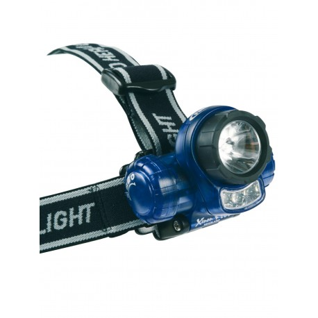 LAMPE FRONTALE LED/XENON