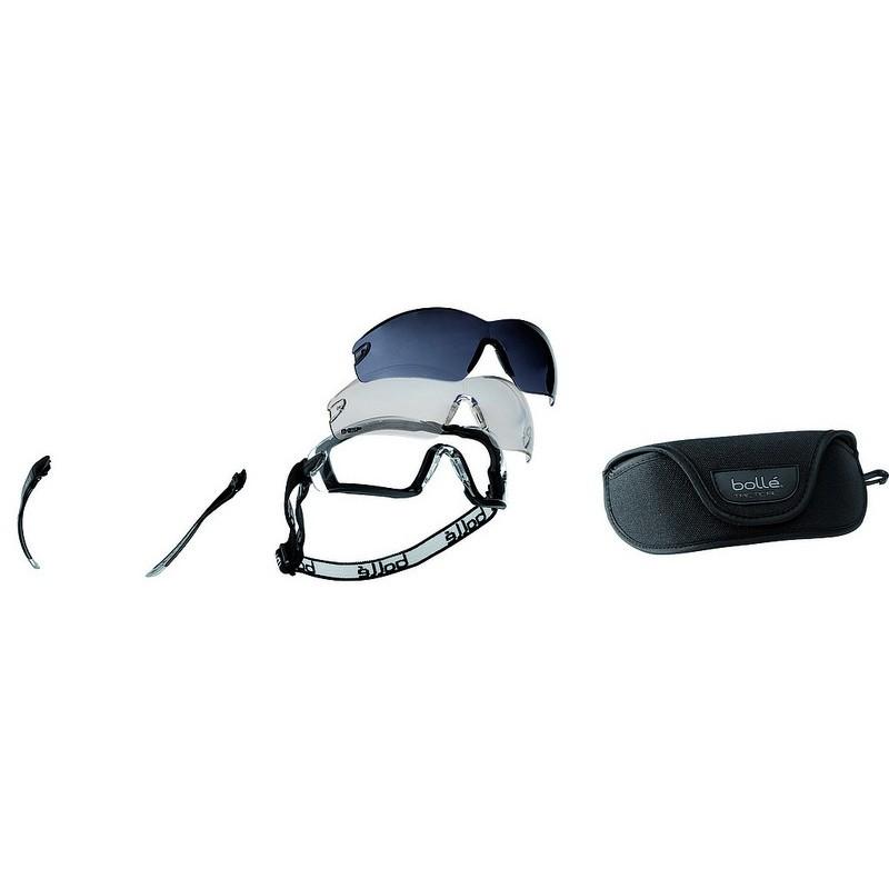 3c5725794ae Kit Bollé Cobra lunettes de protection 3 oculaires de rechange - EPI ...