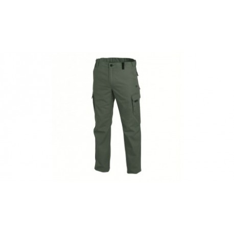 pantalon barroud optimax ND vert alpin 60% coton 40% poly