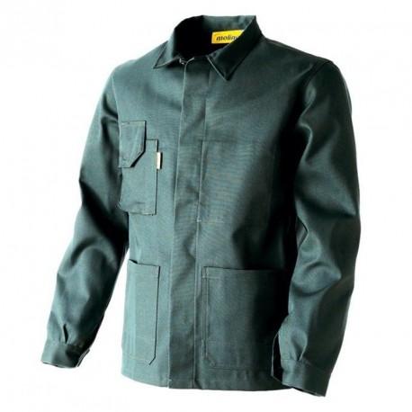 Veste OPTIMAX ND coloris vert Taille 0 à 7
